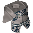 LEGO Heroic Knight Minifig Armour Plate (12643)