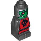 LEGO Heroica Goblin General Microfigure
