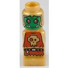 LEGO Heroica Goblin King Microfigure