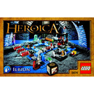 LEGO Heroica Ilrion (3874) Instructions