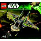 LEGO HH-87 Starhopper Set 75024 Instructions