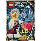 LEGO Hidden Side J.B. Foil Bag Set 792006 Packaging