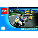 LEGO High Speed Chase Set 60007 Instructions