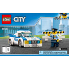 LEGO High-speed Chase Set 60138 Instructions