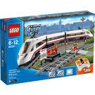 LEGO High-speed Passenger Train Set 60051 Packaging