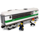 LEGO High Speed Train Car Set 10158