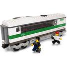 LEGO High Speed Train Car Set 10158