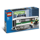 LEGO High Speed Train Car Set 10158 Packaging