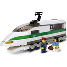 LEGO High Speed Train Locomotive Set 10157