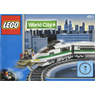 LEGO High Speed Train Set 4511