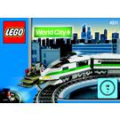 LEGO High Speed Train Set 4511 Instructions