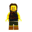 LEGO Highland Battler Minifigure