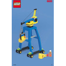 LEGO Highway Construction Set 6600-2 Instructions