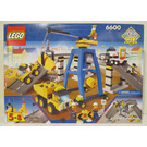 LEGO Highway Construction Set 6600-2 Packaging