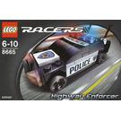 LEGO Highway Enforcer Set 8665