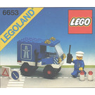 LEGO Highway Maintenance Truck Set 6653