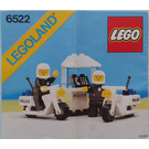 LEGO Highway Patrol Set 6522 Instructions