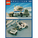 LEGO Highway Rig Set 5580 Instructions