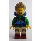 LEGO Hiker Minifigure