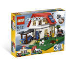 LEGO Hillside House Set 5771 Packaging