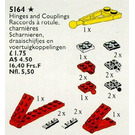 LEGO Hinges, Turntables and Couplings Set 5164