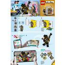 LEGO HipHop Robot BeatBox Set 43107 Instructions
