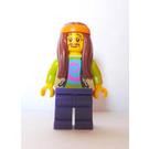 LEGO Hippie Minifigure