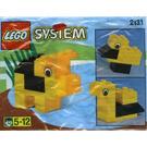 LEGO Hippo Set 2131
