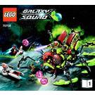 LEGO Hive Crawler Set 70708 Instructions