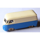 LEGO HO VW Van Utility Vehicle with Blue Base