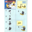 LEGO Hockey Set 5014 Instructions