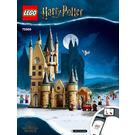 LEGO Hogwarts Astronomy Tower Set 75969 Instructions