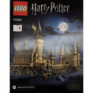 LEGO Hogwarts Castle Set 71043 Instructions