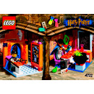 LEGO Hogwarts Classrooms Set 4721 Instructions
