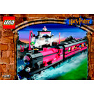 LEGO Hogwarts Express Set 4708 Instructions