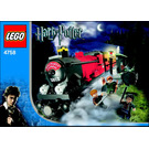 LEGO Hogwarts Express Set 4758 Instructions