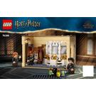 LEGO Hogwarts: Polyjuice Potion Mistake Set 76386 Instructions