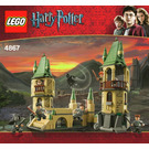LEGO Hogwarts Set 4867 Instructions