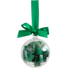 LEGO Holiday Bauble with Green Bricks (853346)