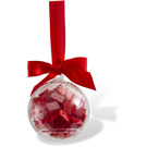 LEGO Holiday Bauble with Red Bricks (853344)