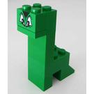 LEGO Holiday Calendar Set 4524-1 Subset Day 10 - Dinosaur