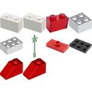 LEGO Holiday Calendar Set 4524-1 Subset Day 21 - Church