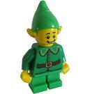 LEGO Holiday Elf Minifigure