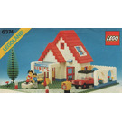 LEGO Holiday Home Set Velux Version 6374-2