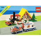 LEGO Holiday Home with Campervan Set 6388