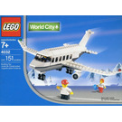 LEGO Holiday Jet (Austrian Air Version) Set 4032-10