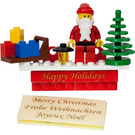 LEGO Holiday Magnet (852742)