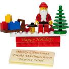 LEGO Holiday Magnet (852742)