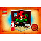 LEGO Holiday Set 2 of 2  3300002 Instructions