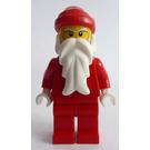 LEGO Holiday Set Santa Minifigure